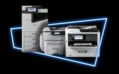 Vantagens do jato de tinta – Poupe até 50% nos custos de impressão face às impressoras laser a cores convencionais