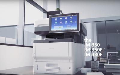 Novos equipamentos multifunções inteligentes Ricoh aumentam produtividade